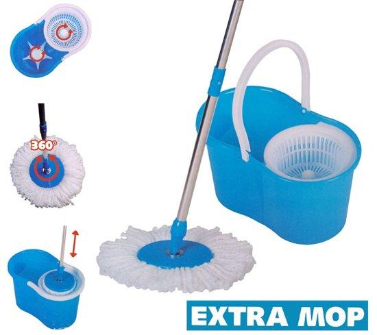 Magic Mop Multifunctionele Magic Mop, bekend van TV!