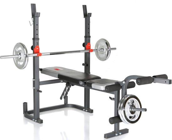 Hammer BERMUDA XT  - halterbank - 150 kg
