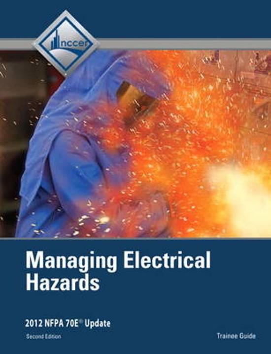 bol com | Managing Electrical Hazards Trainee Guide