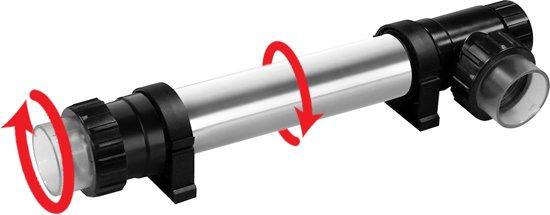 XClear UV-C unit Ultraflex PL lamp 18 watt