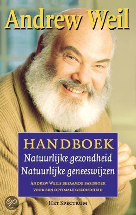 Handboek natuurlijke gezondheid natuurli