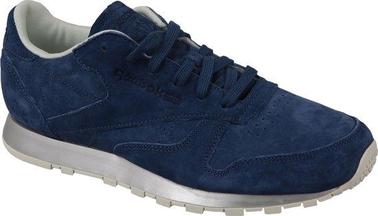 Reebok Classic Leather V68760, Vrouwen, Blauw, Sneakers maat: 37 EU