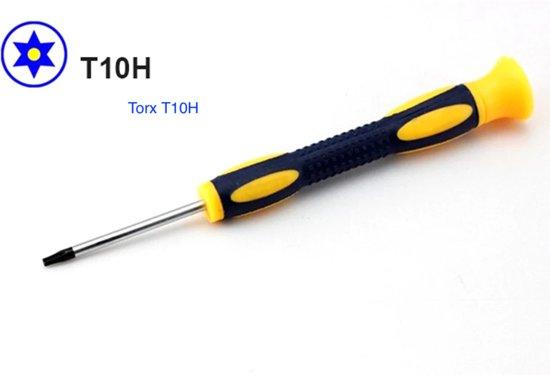 Voorkeur bol.com   Torx T10 / T10H schroevendraaier OTB QX34
