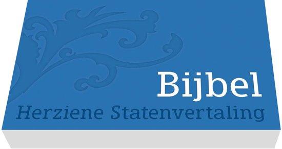 Bijbel : de herziene Statenvertaling - dwarsligger (compact formaat)