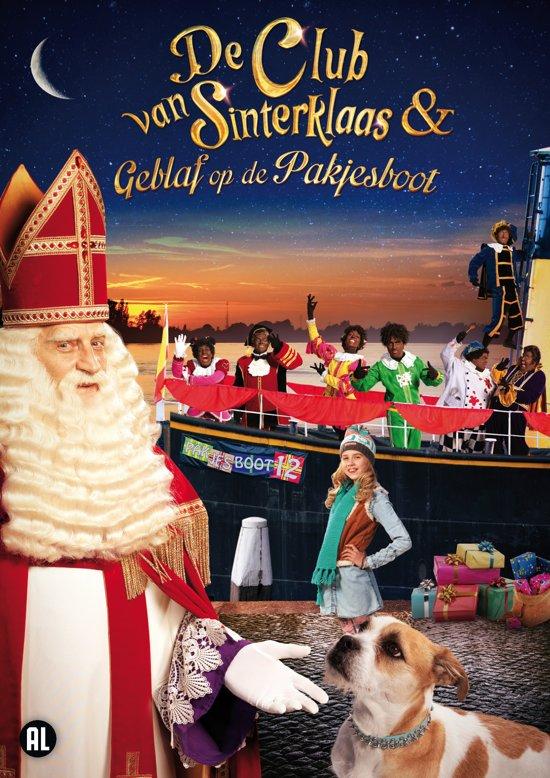 De Club van Sinterklaas: Geblaf op de Pakjesboot
