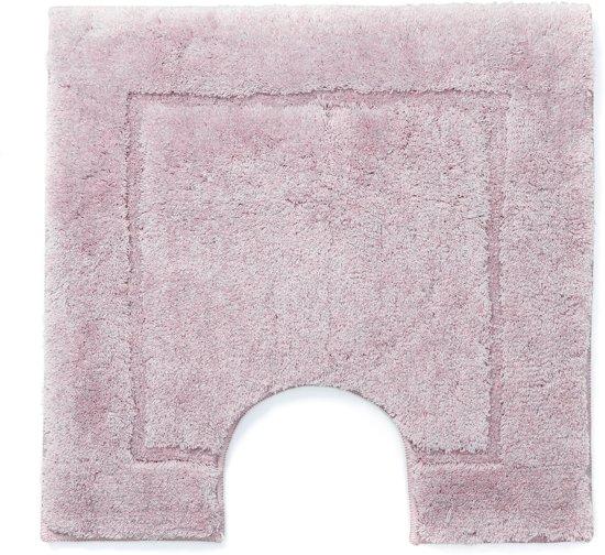 Casilin Orlando WC mat - 59x59 - misty pink