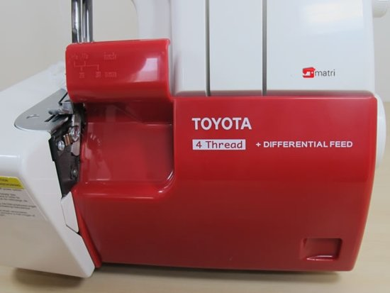 Toyota Lockmachine SLR 4D