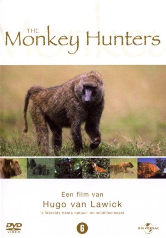 Hugo van Lawick: Wildlife Collection - Monkey Hunters