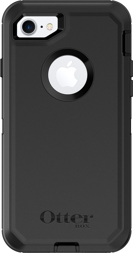 Otterbox Defender Case voor Apple iPhone 7/8 - Zwart