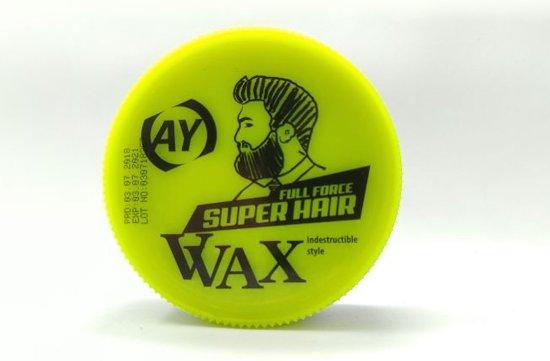 Foto van Ay Full Force Super Hair Wax - 150 ml.