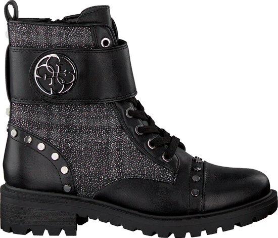Guess Heathire Dames Laarzen Zwart Maat 37