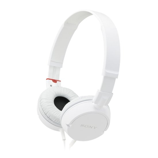 Sony MDR-ZX100 - On-Ear Koptelefoon - Wit