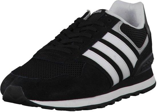 competitive price 9cf65 1fb9e ... adidas d22f32b 10K Sportschoenen - Maat 44 23 - Mannen - zwartwit  560691e7 ...