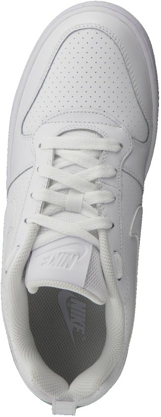 44 Heren Borough Maat Court Sneakers Low 5 Nike Wit wg0qHIc