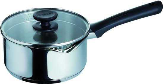 Pyrex  New Pronto Steelpan - Roestvrijstaal - ? 16 cm - 1.5 l - Metaal