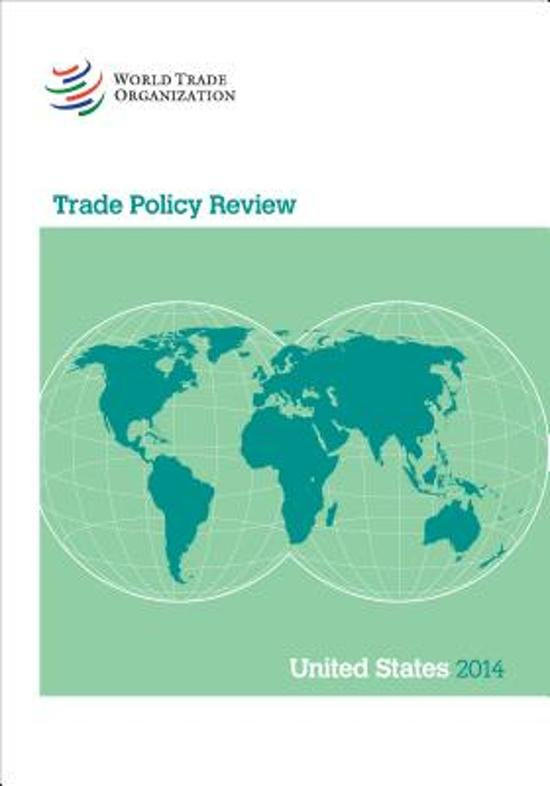 Trade Policy Review - United States
