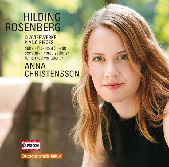 Rosenberg: Suite, Plastiskea Scener, Sonatin,..