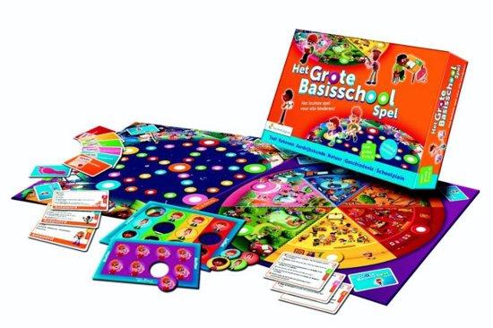 Het Grote Basisschoolspel -bordspel