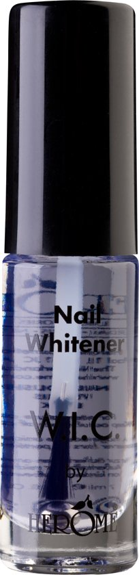 WIC by Herôme - Natural Nail Whitener - 7 ml - Nagelverzorging