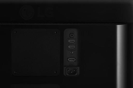 LG 24UD58-B - 4K IPS Monitor