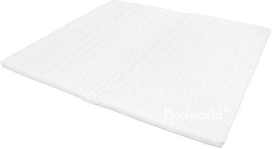 Bedworld Topper Oplegmatras Koudschuim HR45 120x200 6 cm