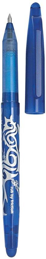 Frixion roller ball pen - uitgumbaar - 0,7 mm - blauw