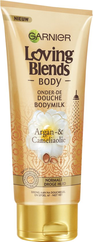 Loving Blends Body ArganCameliaOil 200ml