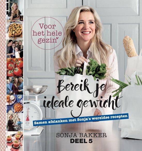 Boek cover Bereik je ideale gewicht voor het hele gezin! 5 van Sonja Bakker (Paperback)