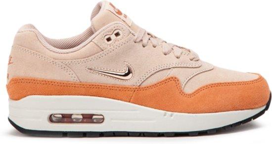 buy popular 188a7 f94f5 Nike Air Max 1 Premium - Sneakers - ZalmRoze - Unisex - Maat 39
