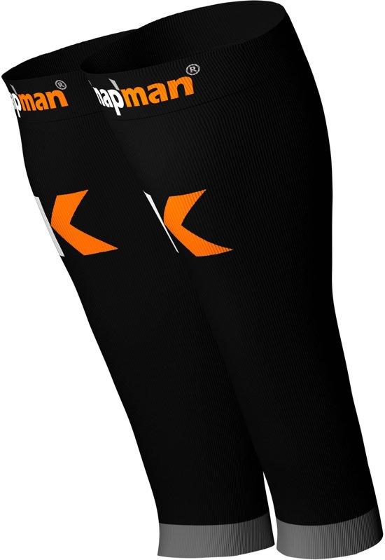 Xl ZwartMaat Strong Calf Active Knapman Compressie Sleeves dtrshQC