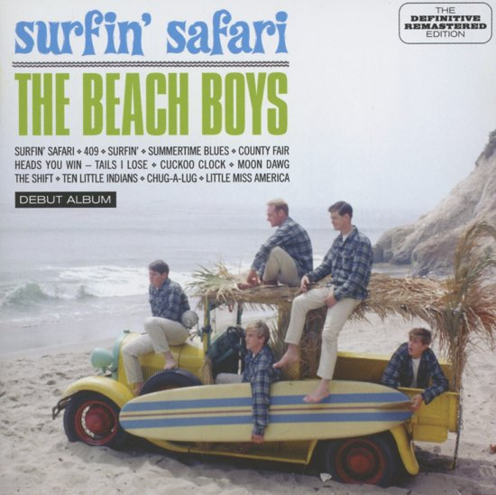 Surfin' Safari + 1