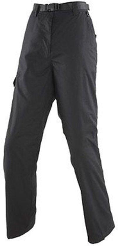 Dames wandelbroek | Gelert womens hill walking trouser  | Zwart maat 38