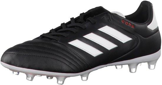 adidas Copa 17.2 FG Voetbalschoenen Maat 46 23 Mannen zwartwitrood