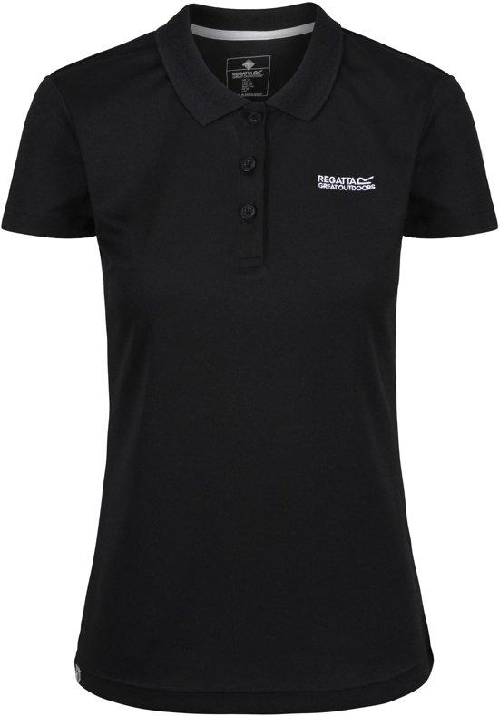 Zwart Outdoorshirt Maverick Dames Iv Regatta ZqIvwv4