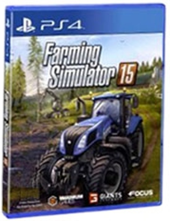 Focus Home Interactive Farming Simulator 15, PS4 Basis PlayStation 4 video-game