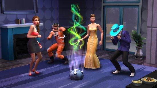De Sims 4 Deluxe Party Edition Xbox One