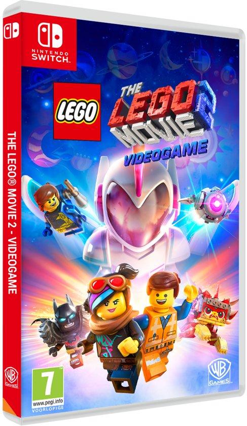 The LEGO Movie 2 Nintendo Switch