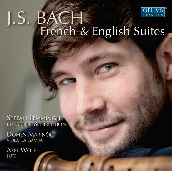 Bach: French & English Suites
