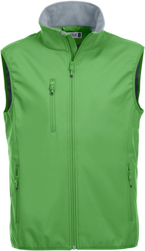 Softshell Bodywarmer Grasgroen Craft Basic Hr 3xl QBWCxordeE