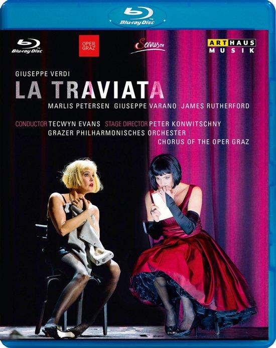 La Traviata, Graz 2011 Blu-Ray