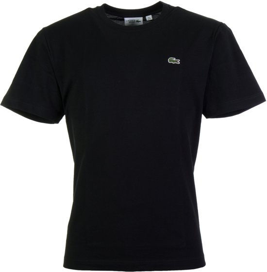 SportshirtMaat Lacoste Cotton L Zwart Superlight Mannen 8wk0XnNOP