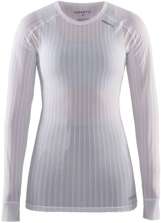2 Wit Longsleeve Thermoshirt Craft Extreme M 0 Active Dames nwkO0P
