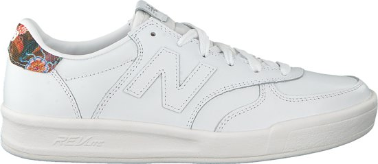 new balance witte dames sneakers