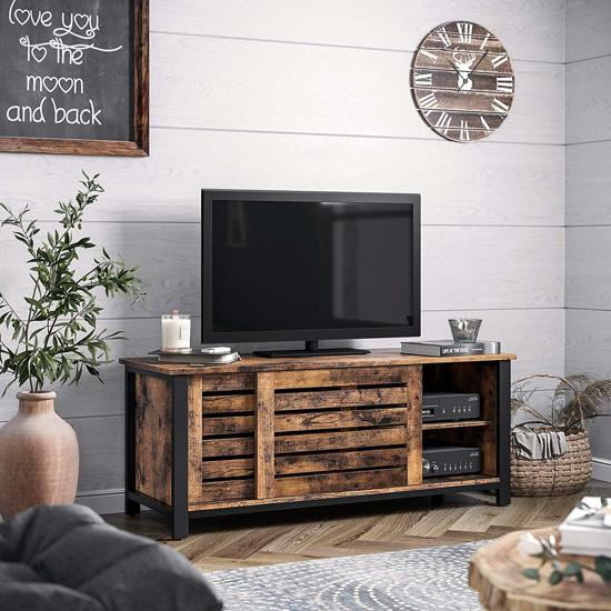 Tv Kast 110 Cm Breed.Tv Meubel 110 Cm Breed Meuble Gallery Collection