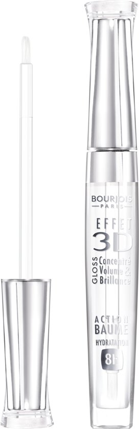 Bourjois Gloss Effect 3D - 18 Transparent Oniric - Lipgloss