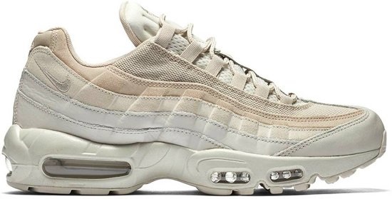 buy popular f0500 8d3ad Nike Air Max 95 Premium Light Bone  Light Bone-String