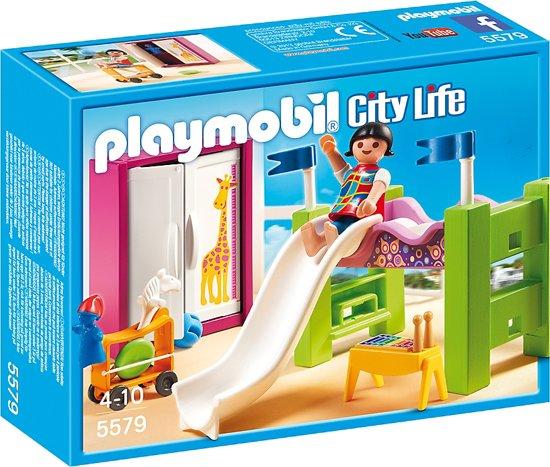 bol.com  Playmobil Kinderkamer met hoogslaper - 5579,PLAYMOBIL