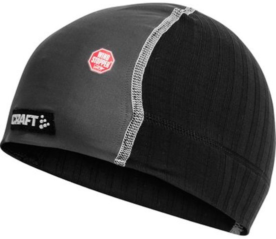 Craft Active Extreme hoofddeksel WS Skull Hat zwart Maat 54/56