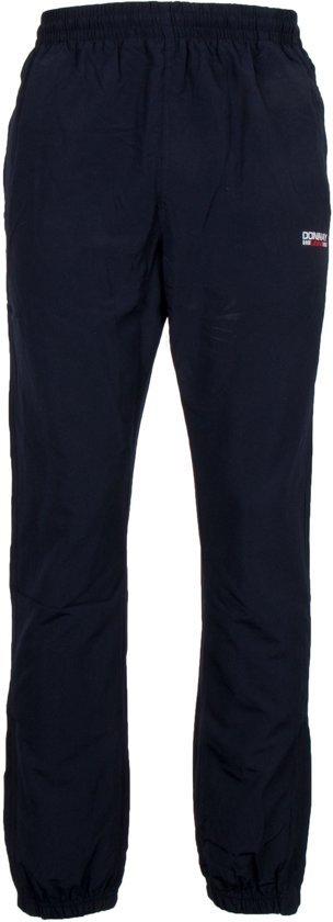 Donnay Trainingsbroek met elastieke boord - Tennisbroek - Heren - Maat XXL - Donkerblauw