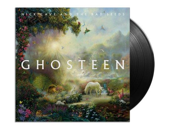 CD cover van Ghosteen (LP) van Nick Cave & The Bad Seeds